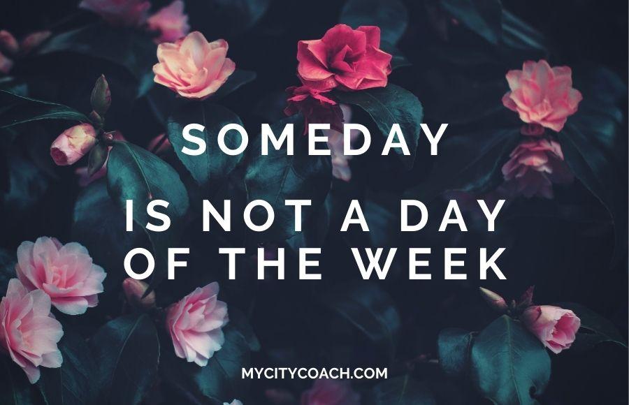 I will start on Monday