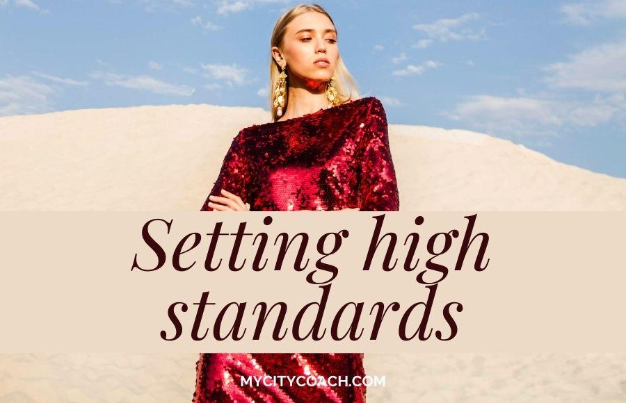 Setting high standards
